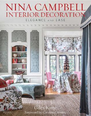 Nina Campbell Interior Decoration by Giles Kime