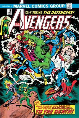 Avengers/defenders War by Steve Englehart
