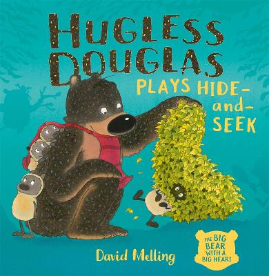 Hugless Douglas Plays Hide-and-seek by David Melling