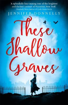 These Shallow Graves book