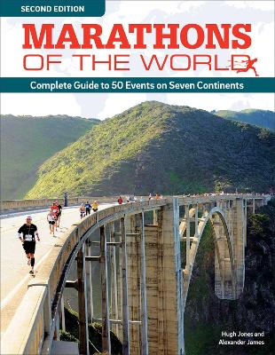 Marathons of the World, Rev Edn by Hugh Jones