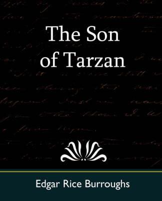 Son of Tarzan by Edgar Rice Burroughs