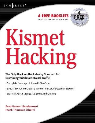 Kismet Hacking book