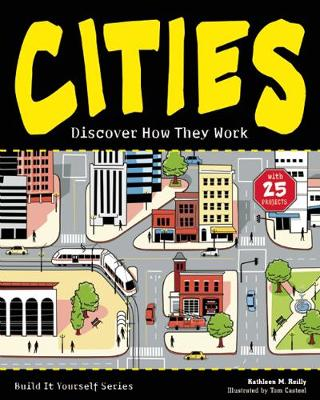 CITIES by Kathleen M. Reilly