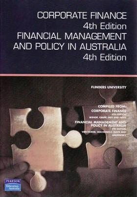 Corporate Finance: Financial Management and Policy in Australia by James C. Van Horne