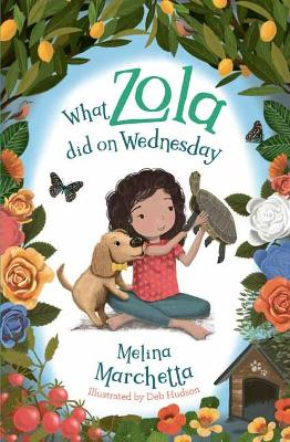 What Zola Did on Wednesday by Melina Marchetta