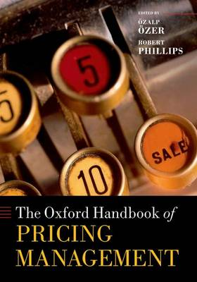 Oxford Handbook of Pricing Management book