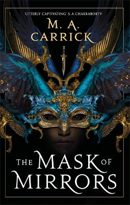 The Mask of Mirrors book
