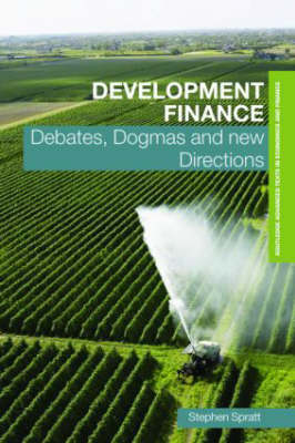 Development Finance by Stephen Spratt