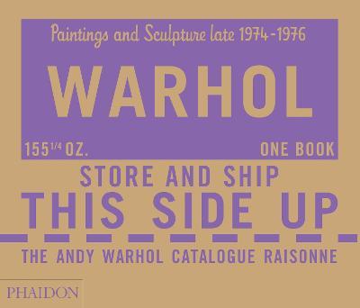Warhol Andy Catalogue Raisonne by Neil Printz