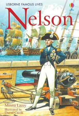 Nelson by Minna Lacey