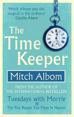 Time Keeper book