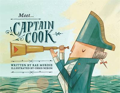 Meet Captain Cook book