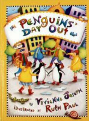 The Penguins' Day out by Vivienne Joseph