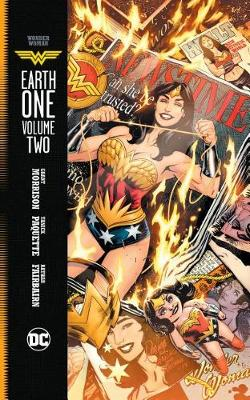 Wonder Woman Earth One Vol. 2 by Grant Morrison