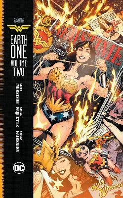 Wonder Woman Earth One Vol. 2 book