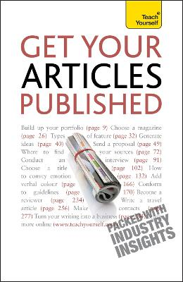 Get Your Articles Published by Lesley Bown