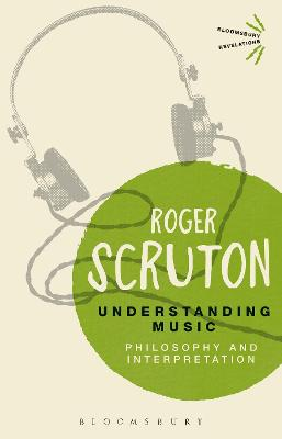 Understanding Music by Roger Scruton