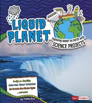 Liquid Planet by Tammy Enz