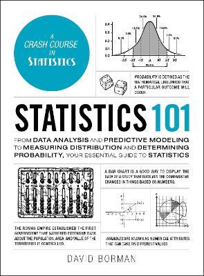 Statistics 101 book
