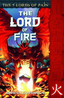 Lord of Fire by James Lovegrove