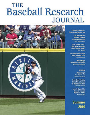 Baseball Research Journal (BRJ), Volume 39 #1 by Society for American Baseball Research
