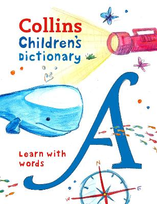 Collins Children's Dictionary by Collins Dictionaries