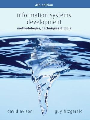 Information Systems Development by David Avison
