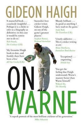 On Warne book