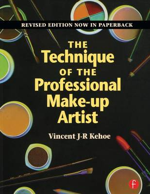 Technique of the Professional Make-Up Artist book