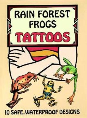 Rain Forest Frogs Tattoos by Steven James Petruccio