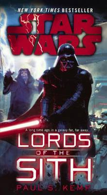 Star Wars Lords of the Sith by Paul S Kemp