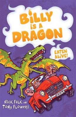 Billy is a Dragon 4 book