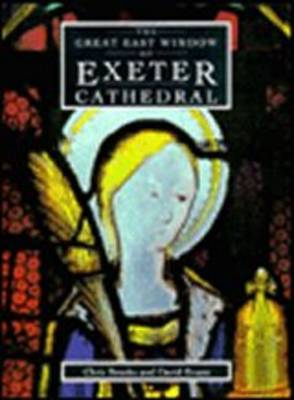 Great East Window Of Exeter Cathedral by Chris Brooks