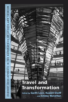 Travel and Transformation book