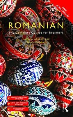 Colloquial Romanian by Ramona Gonczol