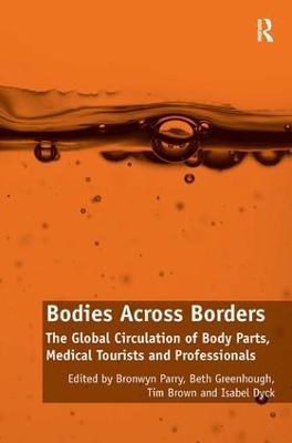 Bodies Across Borders book
