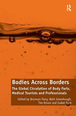 Bodies Across Borders by Bronwyn Parry