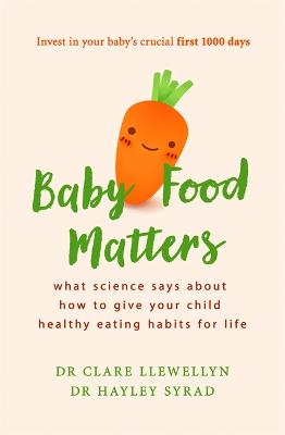 Baby Food Matters book