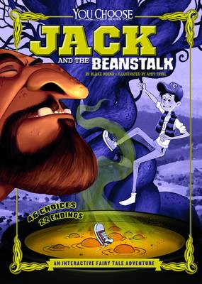 Jack and the Beanstalk by ,Blake Hoena
