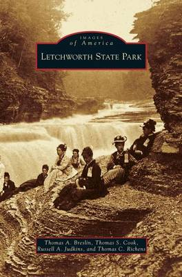 Letchworth State Park by Thomas a Breslin