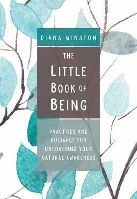 The Little Book of Being: Practices and Guidance for Uncovering Your Natural Awareness by Diana Winston