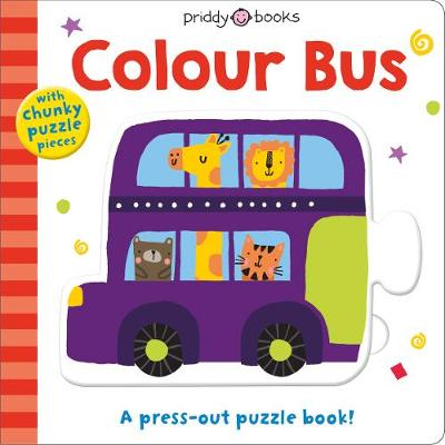 Colour Bus by Roger Priddy