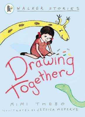 Drawing Together book