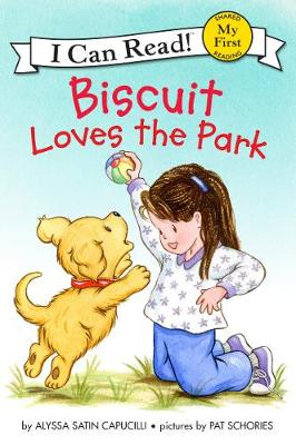 Biscuit Loves The Park by Alyssa Satin Capucilli