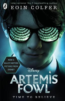 Artemis Fowl: Film Tie-In book