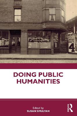 Doing Public Humanities book