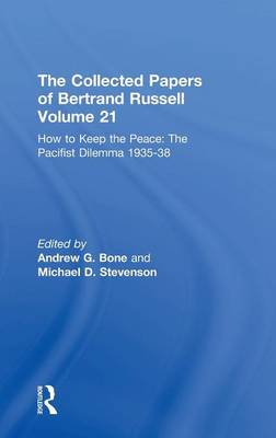 The Collected Papers of Bertrand Russell by Bertrand Russell