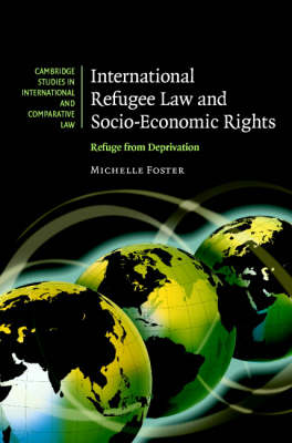 International Refugee Law and Socio-Economic Rights book