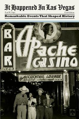 It Happened in Las Vegas by Paul W. Papa